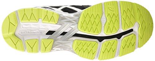 Asics - GT 2000 4 - Scarpa Running uomo Giallo (flash Yellow/black/silver 0790)