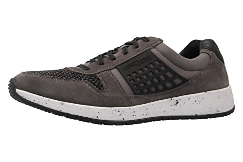 Camel Active Jump 11, Sneakers Basses Homme Gris (02 Dk.grey/black)