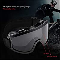 fgjhfghfjghj PC Lens Goggles Protective Glasses Protect Eyes Mask Dust-Proof Wind-Proof Striking Resistant Safety Security Labor Goggles