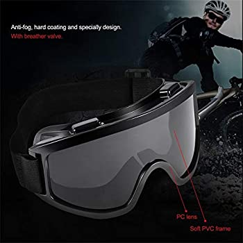 PC Lens Goggles Protective...