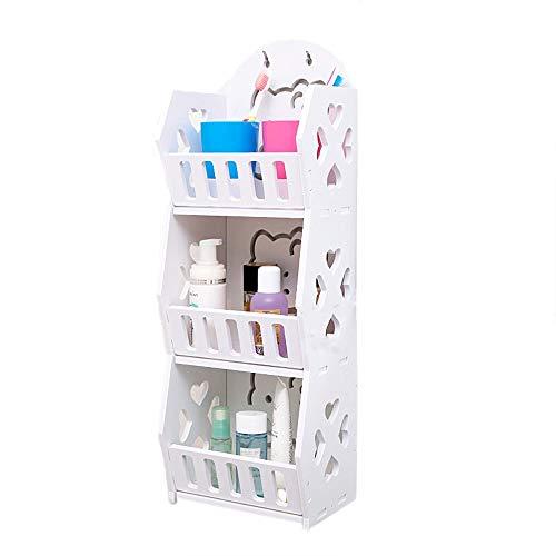 ChengLaoBan Shop Bad Bad Regal WC frei Lochwand Typ Wand mehrschichtige Waschtisch Lagerregal Hänge-Racks Küche