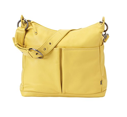 oioi-two-pocket-leather-lemon-curry-hobo-baby-changing-bag