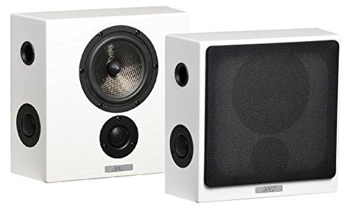 ASW Cantius 112d, Eiche Natur - Dipol-Lautsprecher mit abschaltbarem Dipol, Stückpreis, Auslaufmodell, UVP war € 619,00 / Stück