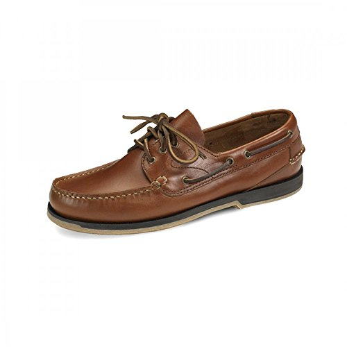 Loake 521 Boat Shoe Tan
