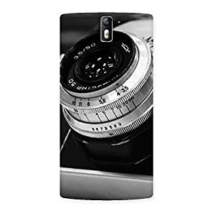 Cool Camera Vintage Back Case Cover for One Plus One