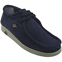 700 - Wallabees azul marino (41) VOrHUmy