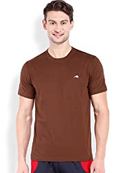 2go Active Gear USA T-Shirt (EC-TS-01(SP)Roasted CoffeeS)