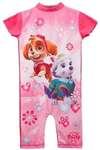 paw-patrol-skye-everest-girls-swimsuit-50-uv-sun-protection-kids-swimming-costume-4-5-years