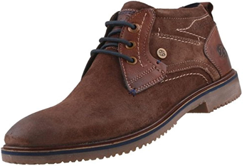 Dockers by Gerli Herren Stiefel BraunDockers Gerli Herren Stiefel Schuhgröße Billig und erschwinglich Im Verkauf