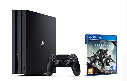 Pack PS4 Pro 1To + Destiny 2