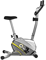 Fitkraft F3 Magnetischer Heimtrainer Ergometer Fitnessbike Pulsmessung LCD Display