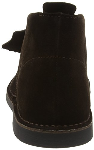 Hush Puppies Nolton Desert Slim, Bottes Classiques homme Marron - Brown (Chocolate Brown)