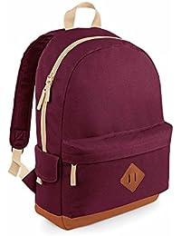 Bag-base - sac à dos style rétro - loisirs - ville - école - BG825