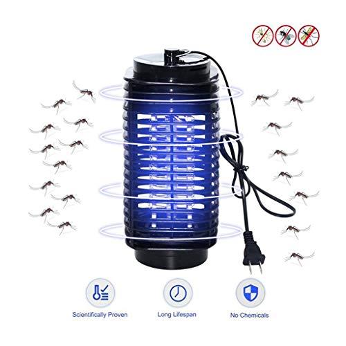 Lampade elettriche anti-zanzare della zanzara della trappola della zanzara della luce dell\'uccisore elettrico LED Zapper per la casa US Lampade della zanzara dell\'insetto della spina di UE