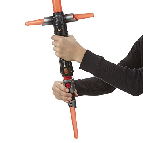 Imagen 5 de Star Wars - Sable electrónico Kylo Ren, Color Rojo (Hasbro B2948EU4)
