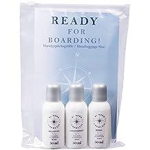 H1 Nord Cosmetic Boarding Set Pflegeset im praktischen Flugbeutel - perfekt für unterwegs