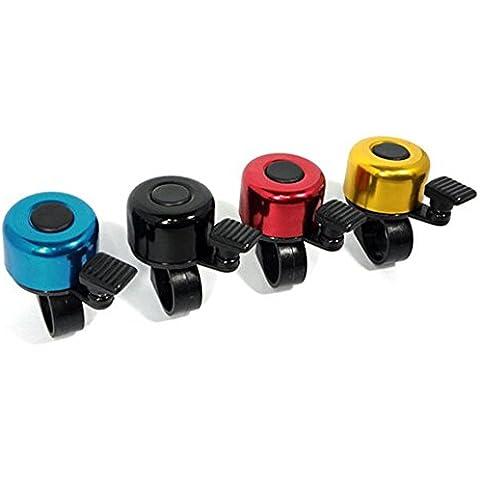 niceeshop(TM) Moda Metal anillo manillar Bell sonido alarma para bicicleta