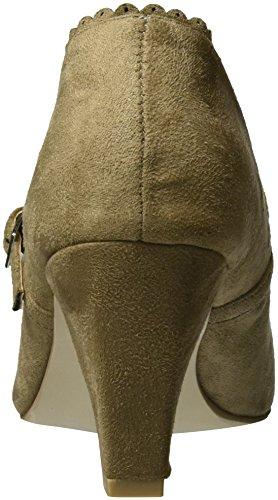 Andrea Conti - 3002729, Scarpe col tacco Donna Beige (Taupe)