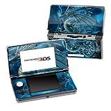 Nintendo 3DS Skin Schutzfolie 4-teilig für alle Seiten Design modding Sticker Aufkleber Drachen Abolisher