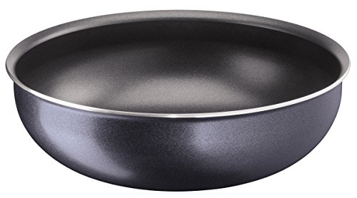 Tefal l2317702Ingenio Elegance Wok Aluminium schwarz 26cm - Aluminium-wok