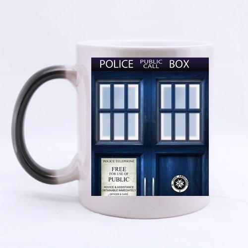 CozyHome tardis door Custom tea coffee cup Morphing Mug(Tazzine da caffè)