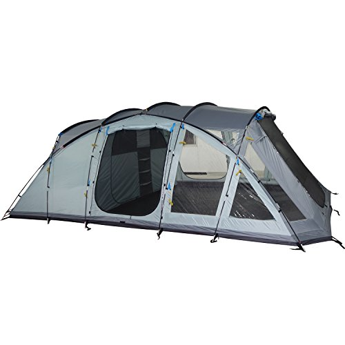 skandika Skaland 5 Person ...  sc 1 st  UK Sports Outdoors C&ing Hiking Jogging Gym fitness wear Yoga & skandika Skaland 5 Person Man Large Camping Tunnel Tent with Sewn ...