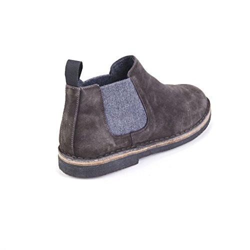 FRAU , Chaussures de sport d'extérieur pour homme Noir Ebano 40 EU Ebano