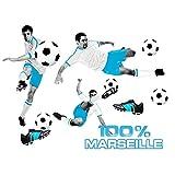 Stickers Muraux Marseille...