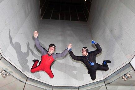 NoLimits24 Erlebnisgutschein - Indoor Skydiving – Bodyflying für Zwei in Bottrop (Nordrhein-Westfalen, Deutschland)