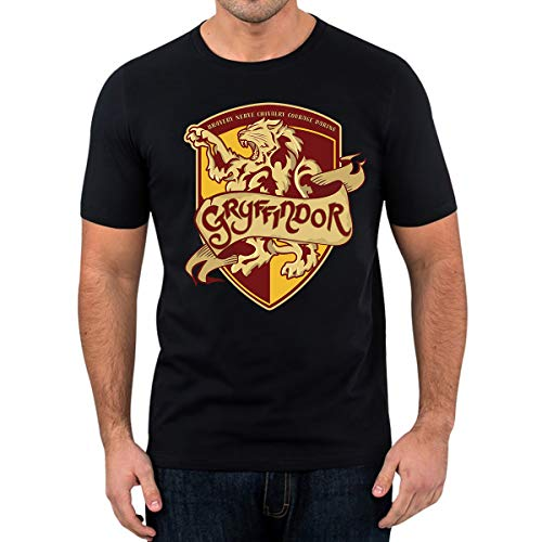 T-Shirt Gryffindor - Fun Shirt (XL)