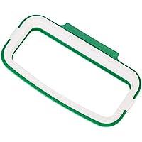 Soporte para bolsas de basura, para colgar de las puertas de los armarios de la cocina