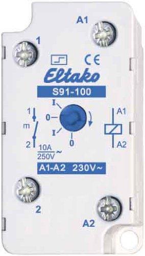 ELTAKO S91-100-24V - TELERRUPTOR ELECTROMECANICO