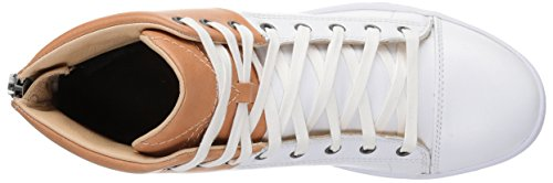 Baskets Montantes S-emerald Blanc