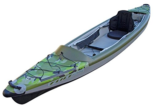 Bic Full HP3 Fishing Inflatable Kajak… | 03590091022274