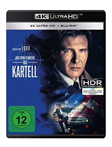 Das Kartell  (4K Ultra HD) (+ Blu-ray 2D)