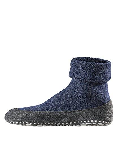 Falke Herren Socken Cosyshoe, blau (dark blue 6680), 43-44