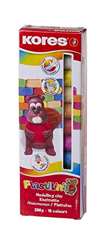 kores-plastilina-plasticine-soft-modelling-clay-box-of-10-colours-x-20g