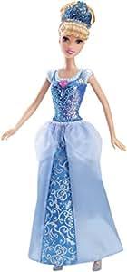 Disney Princesses - A1504197 - Poupée Mannequin - Cendrillon Paillettes