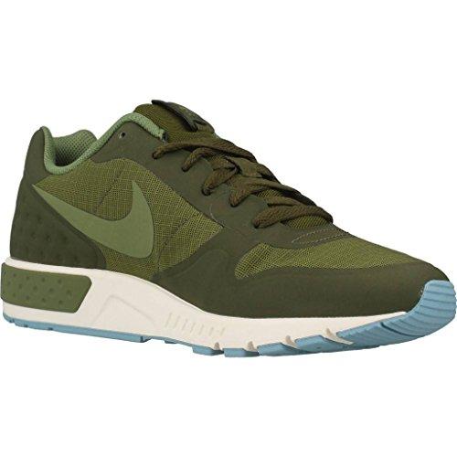 Nike 844879, Sneakers Basses Homme Vert
