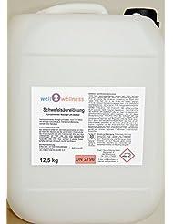 Azufre Acid 37% recargable Acid 37%–12,5kg