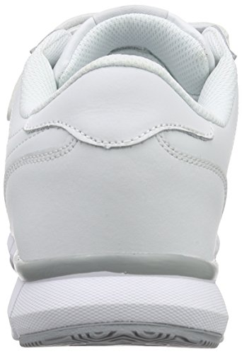 KangaROOS K-bluerun 700 V B, Chaussures de fitness homme Blanc - Blanc/gris It Grey 002