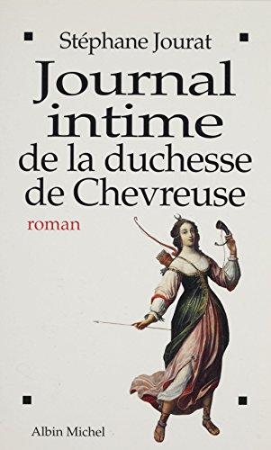Journal intime de la duchesse de Chevreuse