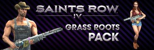 Saints Row 4 Grass Roots Pack DLC