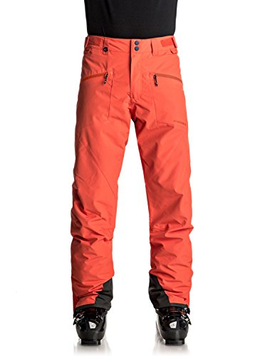 Quiksilver Snow Hose (Quiksilver Boundry - Snow Pants for Men - Snow-Hose - Männer - S)