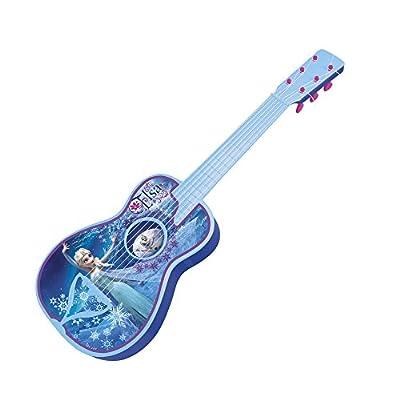 Disney Frozen - Guitarra española (Claudio Reig 5398) por Claudio Reig