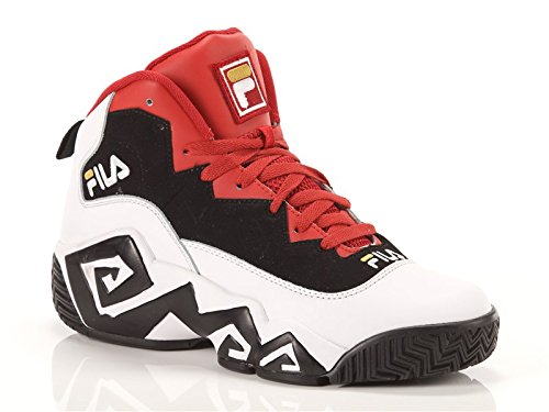 FILA VB90122.014 MASHBURN BLACK WHITE RED EU
