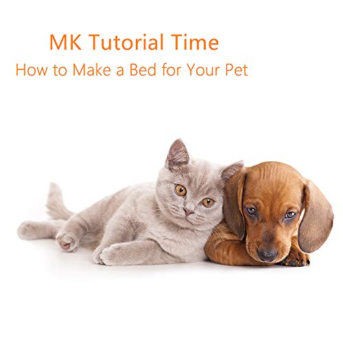 (MonsterKill 【MK Tutorial Zeit】Wie Man EIN Bett für Ihr Haustier Macht)