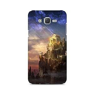 TAZindia Premium Printed Mobile Back case cover For Samsung J3