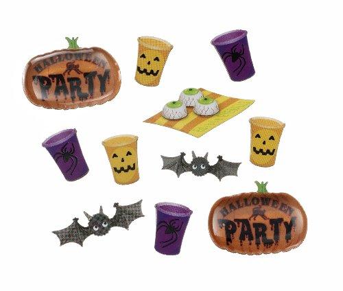 Jolee 's Boutique Scrapbooking Verzierungen, Mini Halloween Party