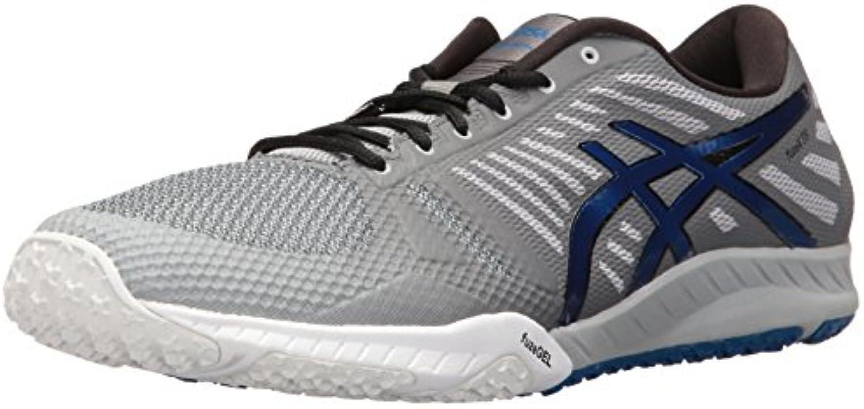 ASICS Men's Fuzex TR Running scarpe, Mid Mid Mid grigio Imperial Carbon, 15 M US | Credibile Prestazioni  bc959b
